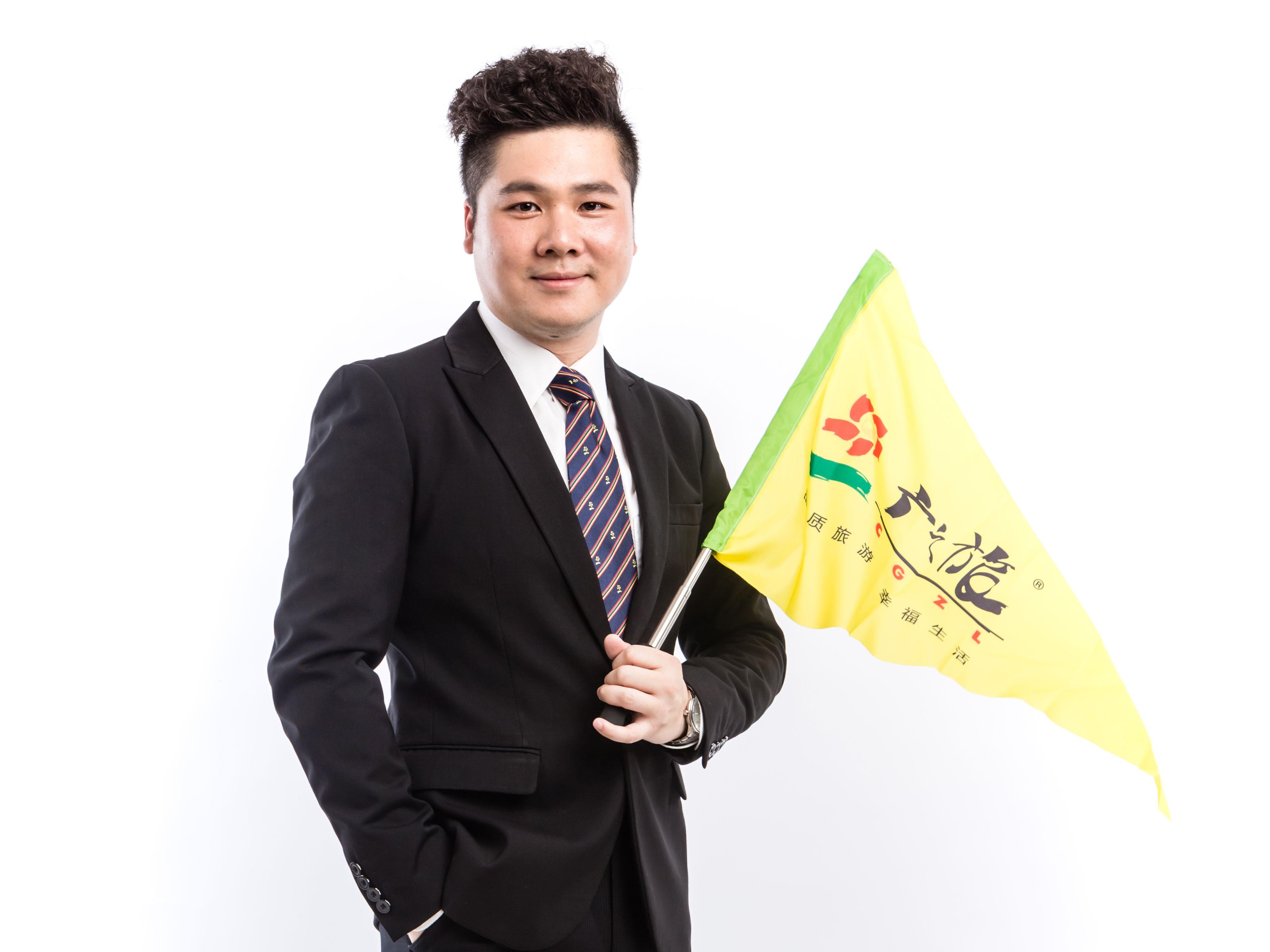 资深导游 冯扬锋