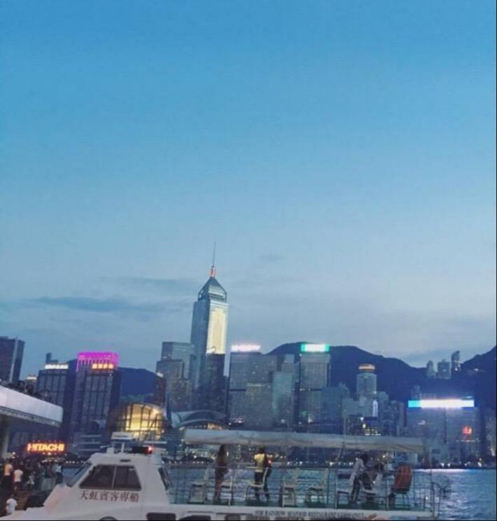 香港维多利亚广场