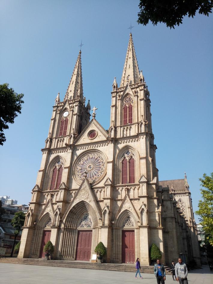 广州圣心大教堂