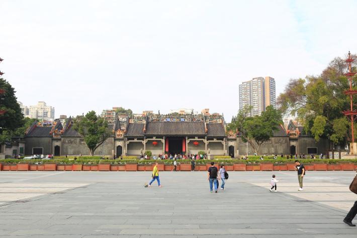 广州陈家祠