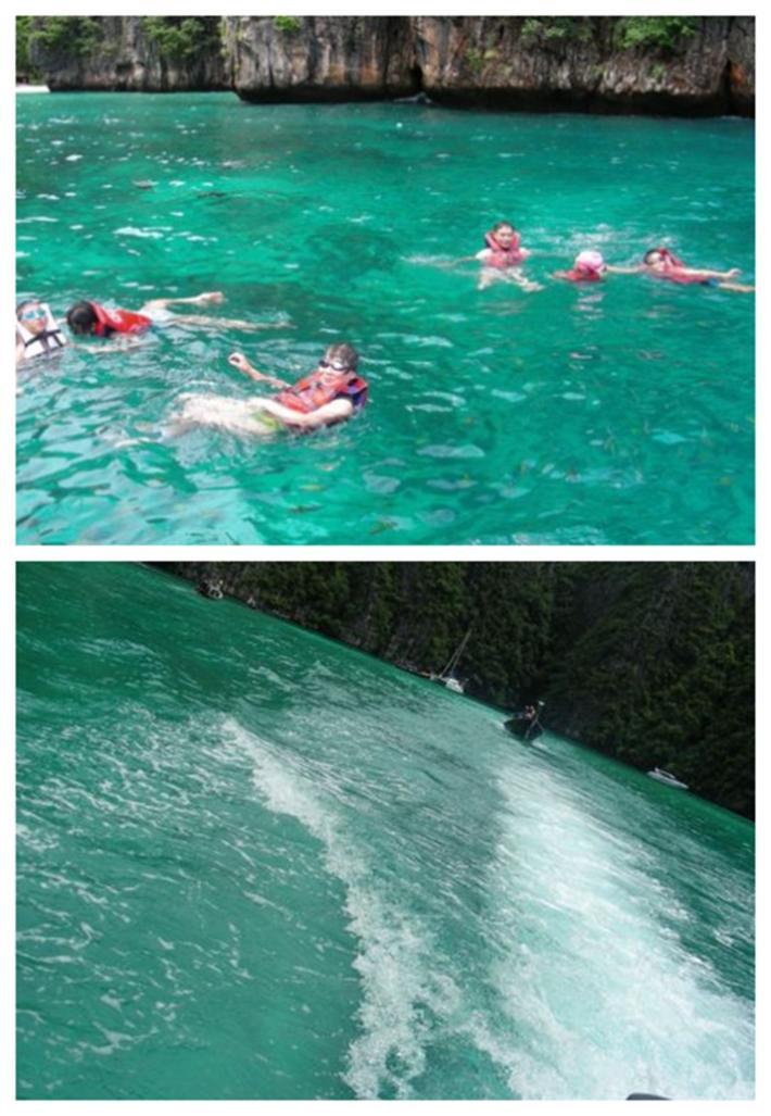 皮皮岛珊瑚区