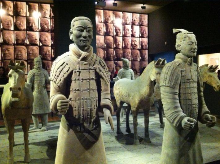 陕西省博物馆