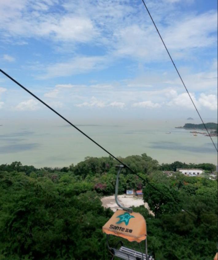 珠海景山公园