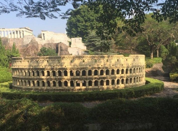 世界之窗罗马竞技场