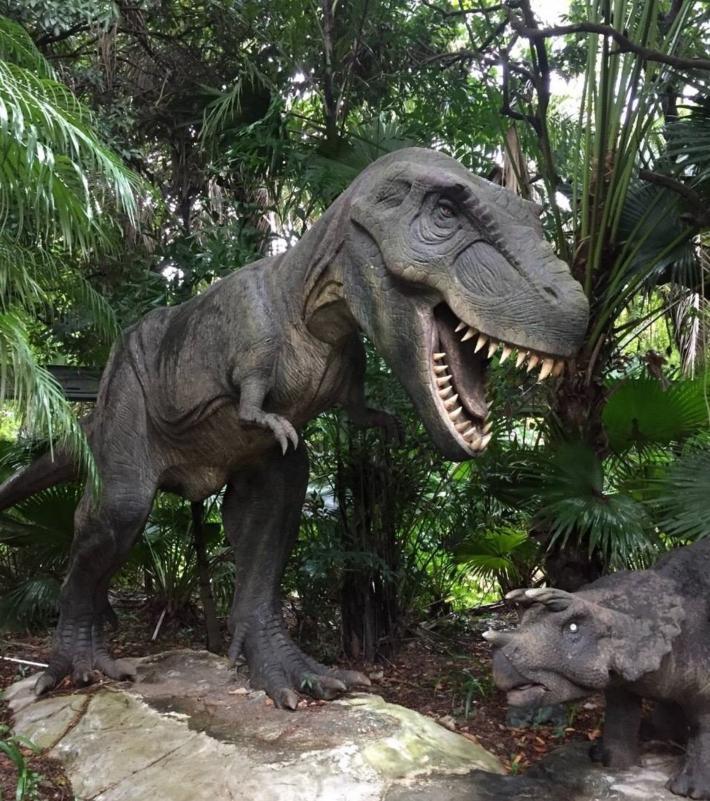 世界之窗恐龙时代