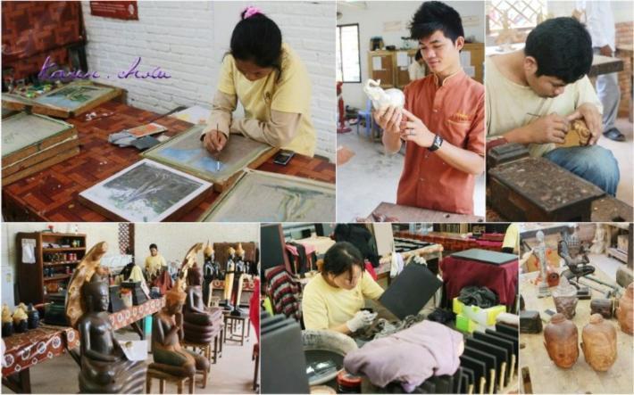 吴哥艺术文化学院