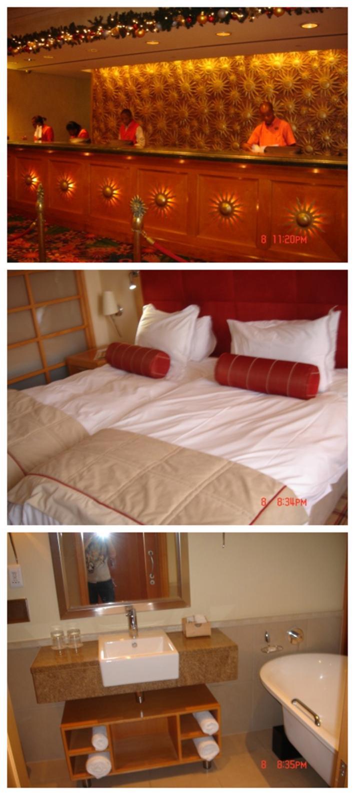 太阳城THE SUN CITY HOTE