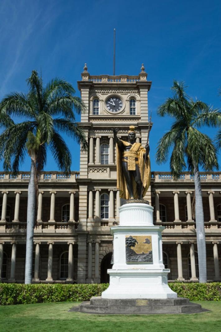 夏威夷皇宫