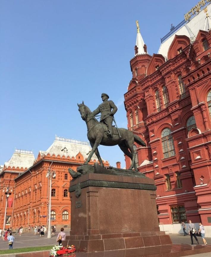 莫斯科红场