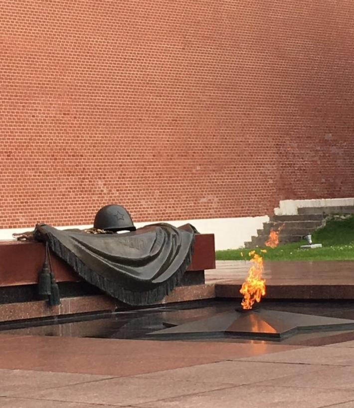 莫斯科无名墓