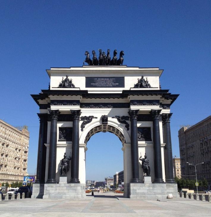 莫斯科凯旋门