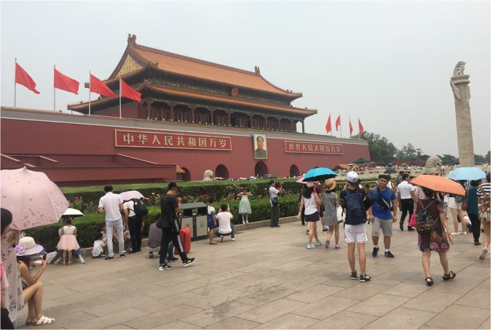 北京天安门广场