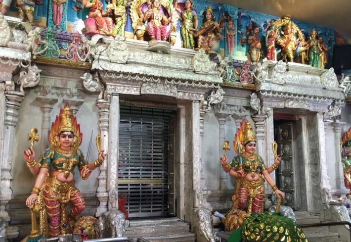 马里安曼印度庙
