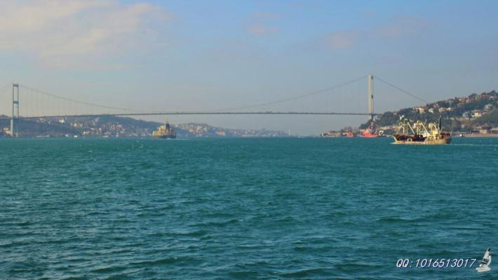 博斯布鲁斯海峡大桥