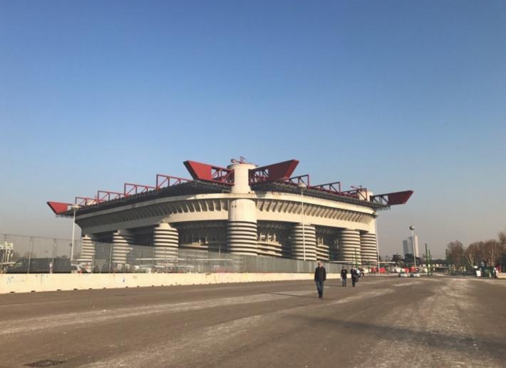 圣西罗球场