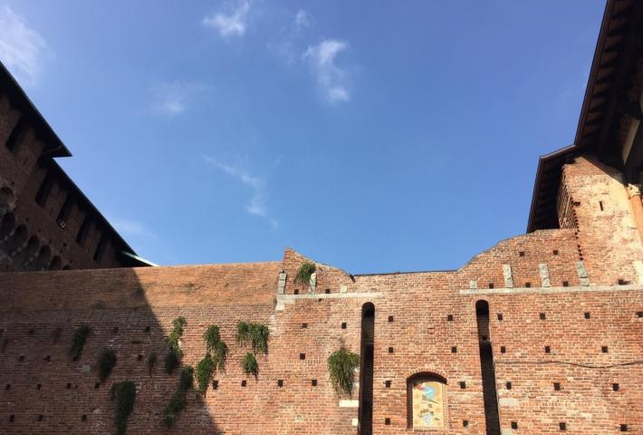 斯福尔扎城堡