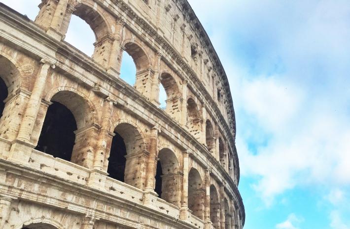 古罗马斗兽场