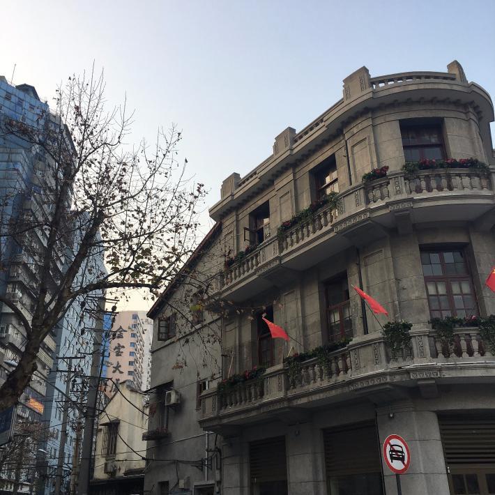 武汉江汉路