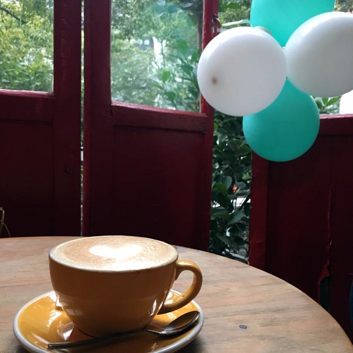 黎黄陂路咖啡馆