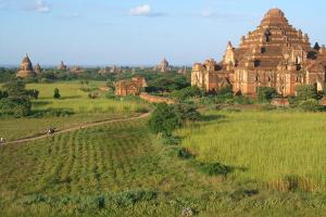 緬甸-【典·深度】緬甸仰光、蒲甘、曼德勒、內比都6/7天*廣州直飛仰光<純玩無自費無購物,傳統馬車穿越塔林,內陸一飛>