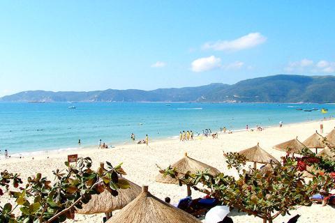 海南、博鳌、三亚、双飞4天·特惠<西岛>