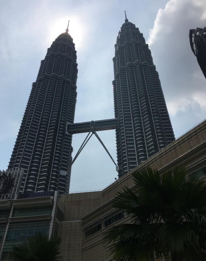 国家石油公司双子塔