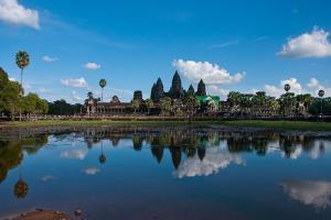 柬埔寨【移动-【跟团游】泰国曼谷芭提雅金边吴哥三飞7天*深度游*湛江飞