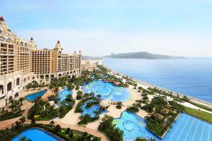 长隆-【自由行】珠海长隆横琴湾酒店2天*度假园景房*单园游*双程直通巴士