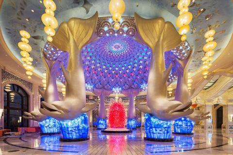 珠海长隆横琴湾酒店自助餐-珠海长隆横琴湾酒店自助早餐 双人套餐 07:00-10:30