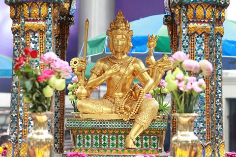 泰国曼谷.芭堤雅6天<泰式古法按摩.水上人家>