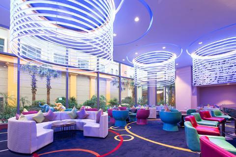 珠海长隆马戏酒店自助餐-珠海长隆马戏酒店自助餐厅 晚餐券 特定日票