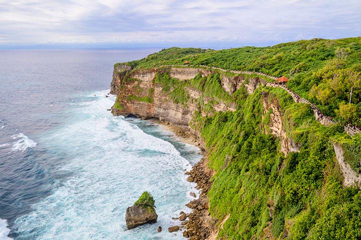 【典·休闲】巴厘岛6天*悦享之旅<海洋俱乐部,梦幻沙滩俱乐部,情人崖,库塔沙滩>