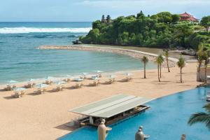 巴厘岛-【精品小团】印尼巴厘岛6天*穆丽雅酒店*轻奢度假*广州直航*等待确认