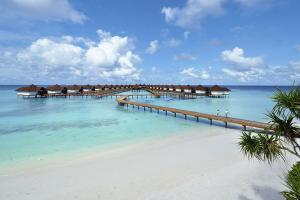 马尔代夫-【自由行】马尔代夫罗宾逊6天4晚 广州往返。等待确认