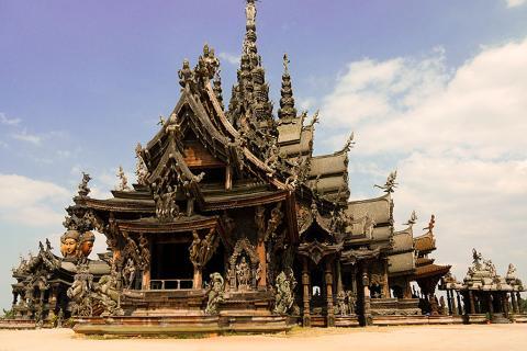 曼谷-【尚·博览】泰国曼谷、芭堤雅6天*安心*印象暹罗*佛山自组