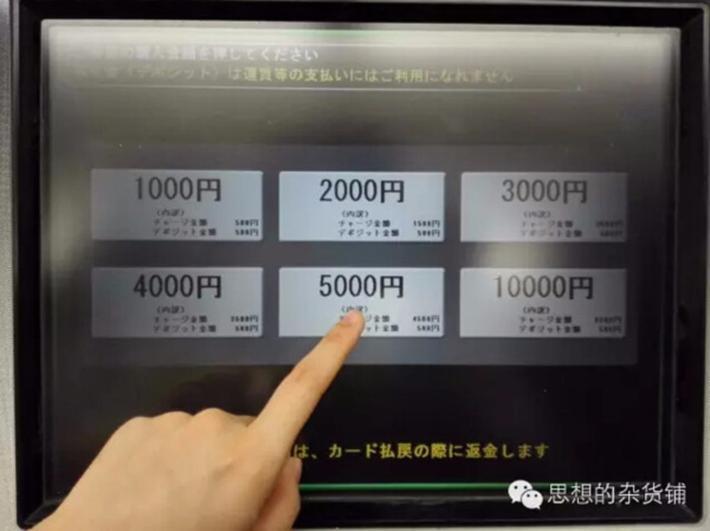 购买卡的机器