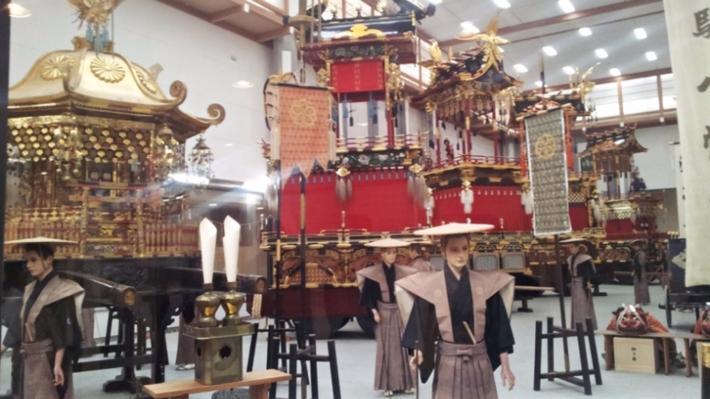 高山祭舞台会馆