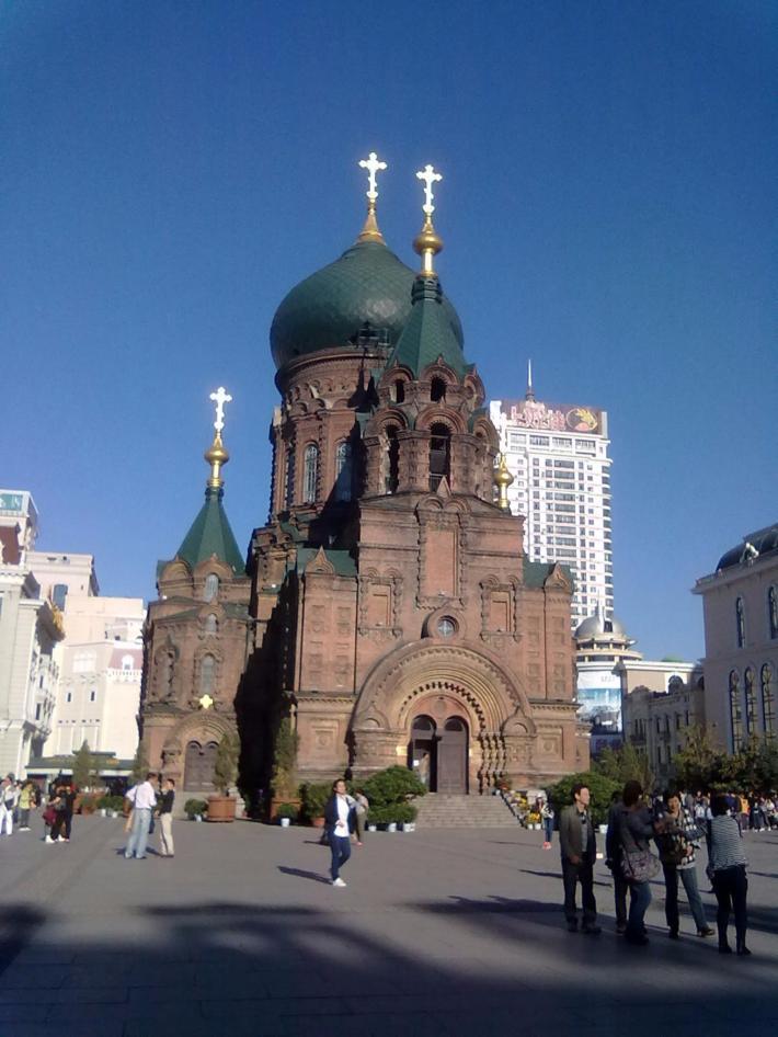 哈尔滨圣索菲亚大教堂