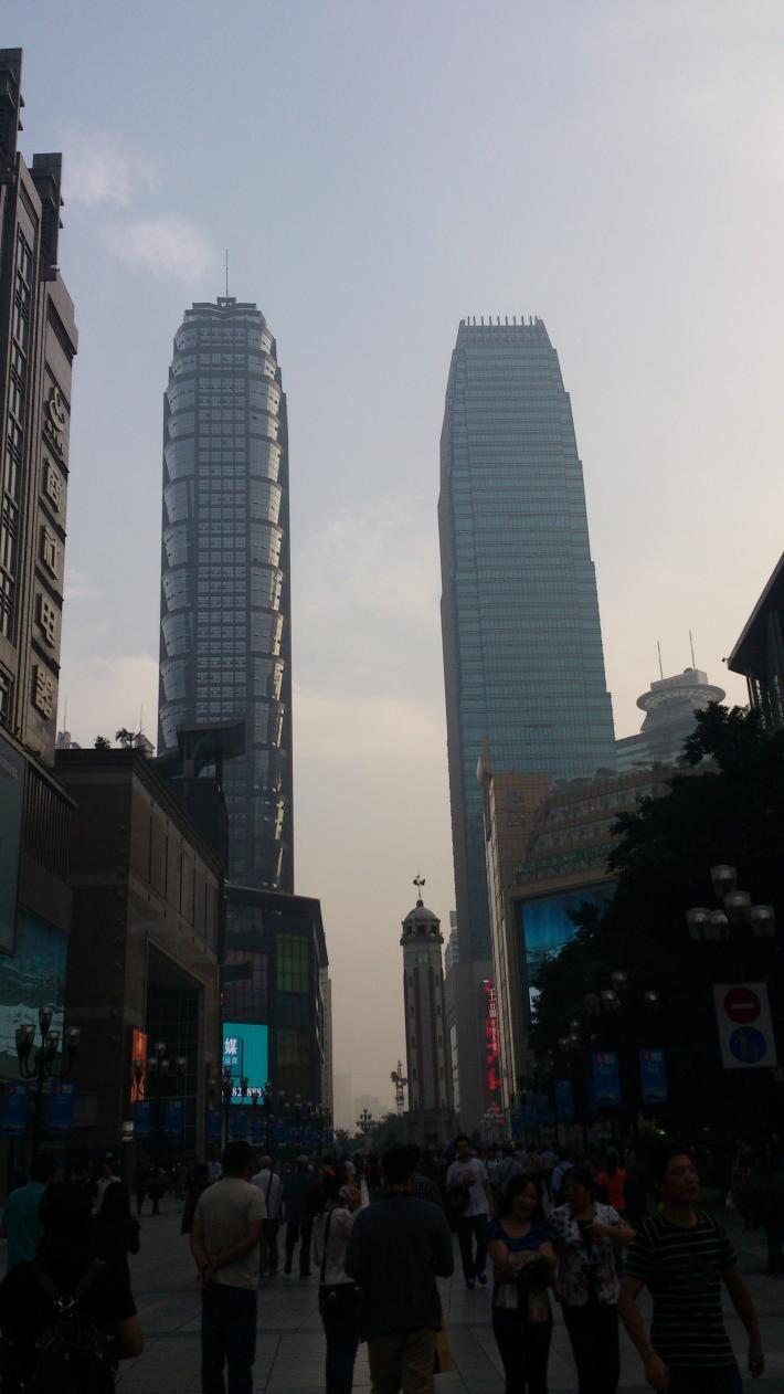 重庆解放碑