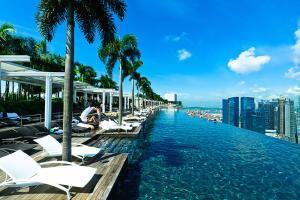 新加坡【移动-【自由行*暑期轻奢游】新加坡5天*升级1晚地标金沙酒店*广州往返*等待确认<臻享金沙酒店360°无边泳池,赠接送机服务>
