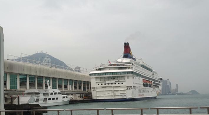 珠海九州港码头