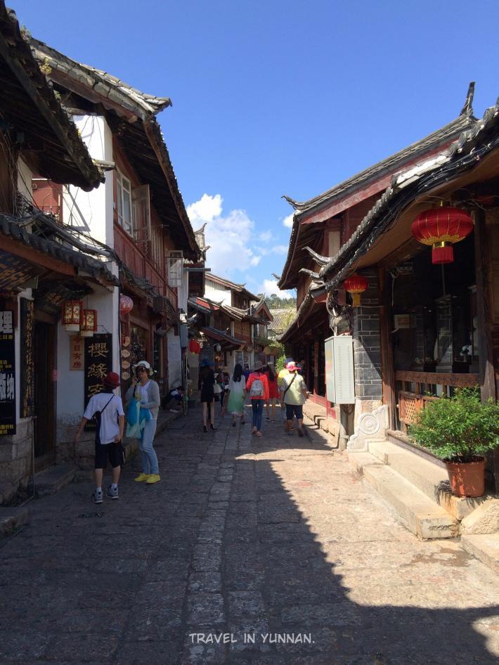 丽江大研古城