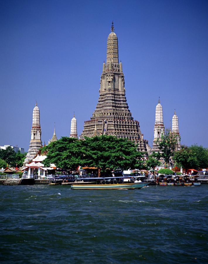 曼谷郑王庙