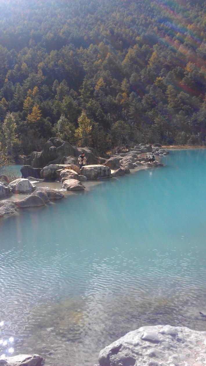 玉龙雪山-蓝月谷