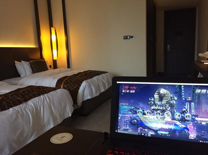 熹乐谷温泉酒店