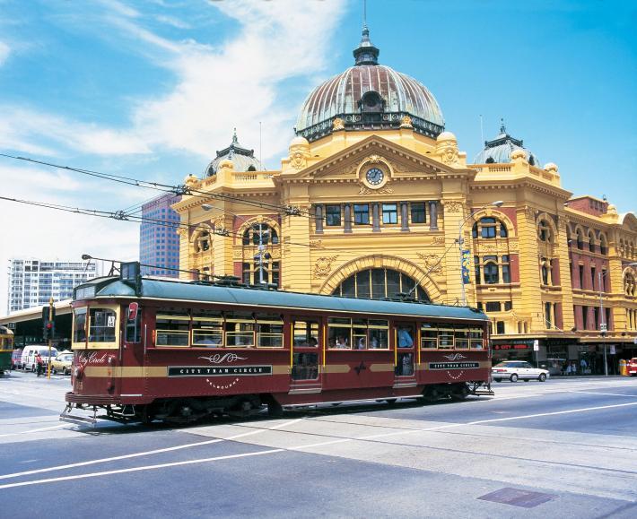 墨尔本(Melbourne)