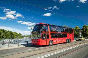瑞典-【当地玩乐】瑞典 斯德歌尔摩城市精选(观光巴士+皇家运河之旅).等待确认