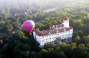 捷克-【当地玩乐】捷克 布拉格 热气球 有一个地方只有我们飞过(布拉格市内出发).等待确认