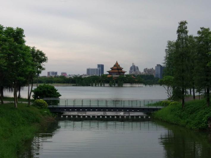 顺峰山森林公园