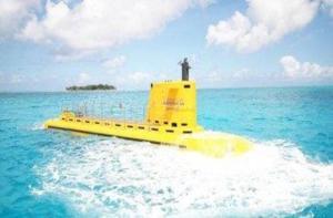 塞班岛-【当地玩乐】塞班岛美人鱼号潜水艇 含接送+中文导游.等待确认